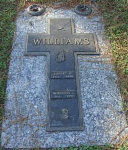 Dorothy Grave marker