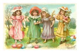 Easter girls 2