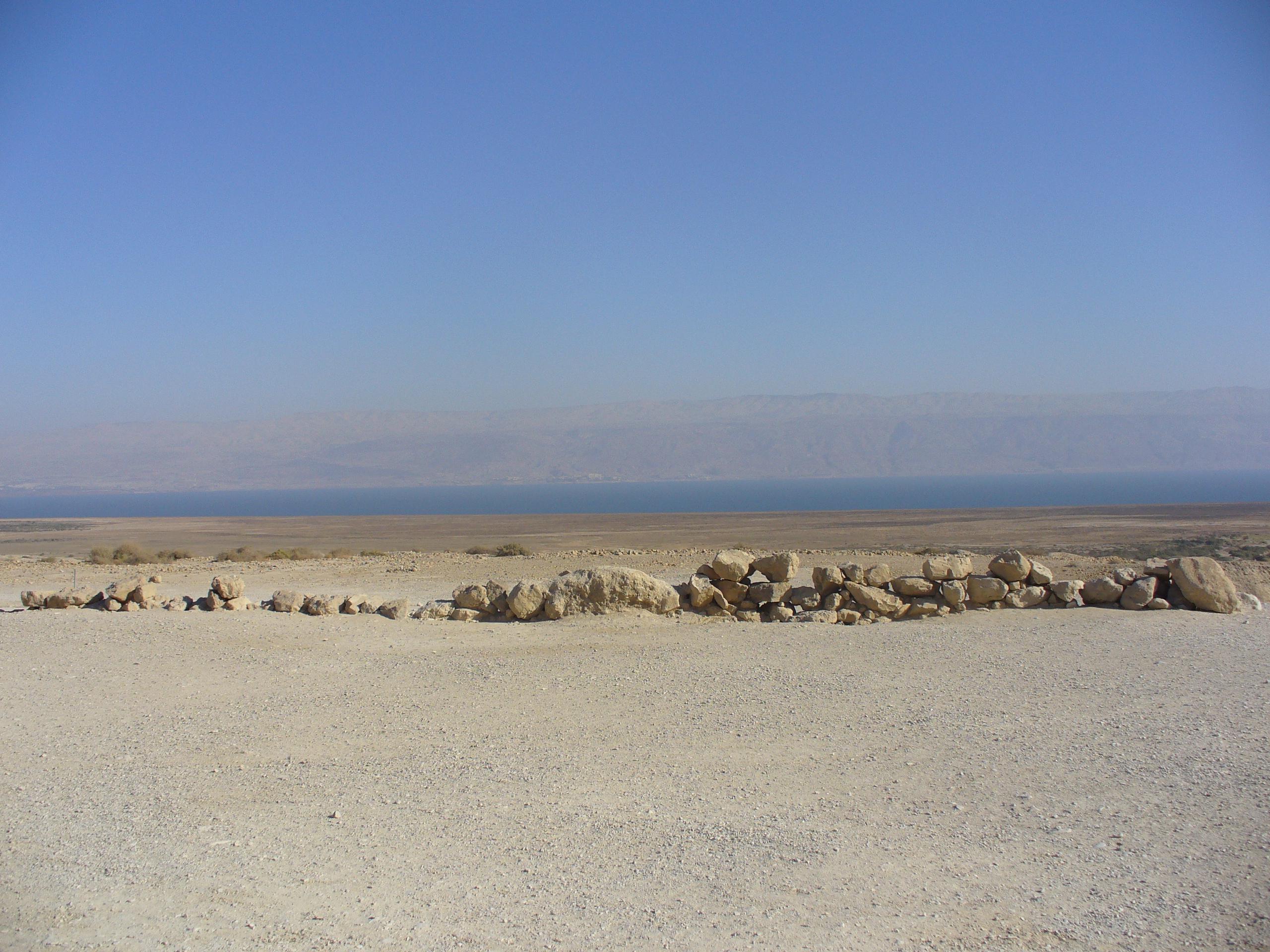 Rocks in Israel